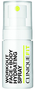 CliniqueFIT Workout Face+Body Hydrating Spray