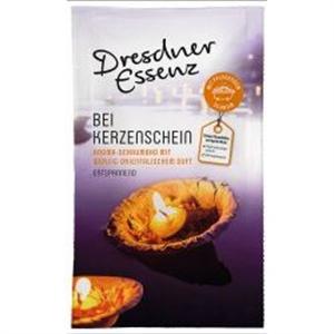 """Dresdner Essenz Habfürdő """"Bei Kerzenschein"""""""