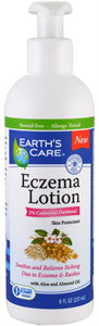 Earth's Care Eczema Lotion