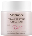 Mamonde Petal Purifying Bubble Mask Rose