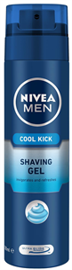 Nivea Men Cool Kick Frissítő Borotvagél