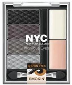 NYC Individual Eyes Custom Compact