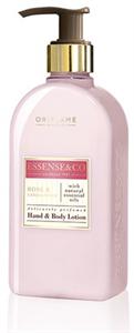 Oriflame Essense & Co. Kéz- és Testápoló Lotion Rózsával és Szantálfával