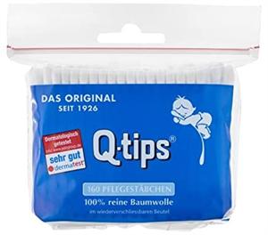 Q-Tips Fültisztító Pálcika