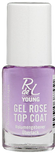 RdeL Young Gel Rose Fedőlakk