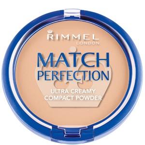 Rimmel Match Perfection Púder