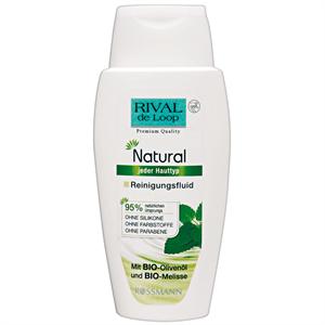 Rival De Loop Natural Arctisztító Fluid
