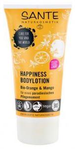 Sante Happiness Bio-Orange & Mango Testápoló