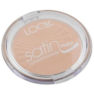 LOOK by Bipa Satin Finish Compact Powder