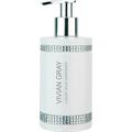 Vivian Gray White Crystals Luxury Cream Soap