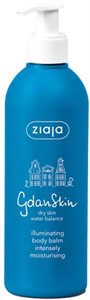 Ziaja Gdanskin Hidratáló Testápoló Balzsam