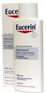 Eucerin Atopicontrol 12% Omega Zsírsavas Testápoló