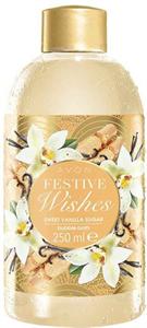 Avon Festive Wishes Sweet Vanilla Sugar Bubble Bath