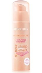 Bourjois 10 Hour Sleep Effect Alapozó