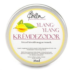 Brilla Ylang-Ylang Krémdezodor