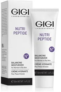 Gigi Cosmetic Laboratories Nutri Peptide Kiegyensúlyozó Hidratáló Krém