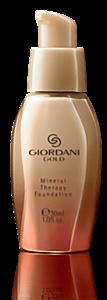 Oriflame Giordani Gold Mineral Therapy Alapozó