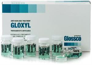 Glossco Gloxyil Hajhullás Elleni Ampulla