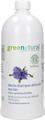 Greenatural 2in1 Gentle Flax & Rice Tusfürdő és Sampon