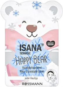 Isana Happy Bear Szövetmaszk