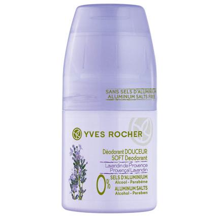 Yves rocher jardins du monde levendula goly s dezodor for Jardin yves rocher