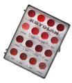 Kryolan  Lip Rouge Mini-Palette