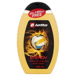 Lotto Energy Tusfürdő