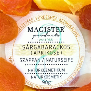 Magister Products Sárgabarackos Szappan