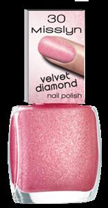 Misslyn Velvet Diamond Körömlakk
