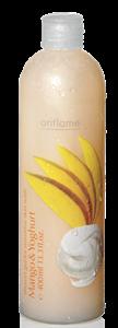 Oriflame Shower Gel For Sensitive Skin With Mango & Yoghurt