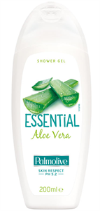 Palmolive Essential Aloe Vera Tusfürdő