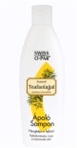 Swiss-O-Par Teafaolaj Sampon Fejbőrbántalmakra