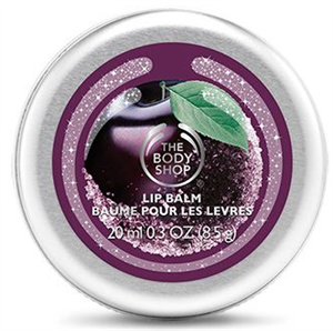 The Body Shop Havas Szilva Ajakbalzsam