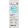 Acure Organics Incredibly Clear Mattifying Moisturizer