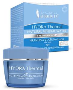 Afrodita Hydra Thermal 24H Krém Száraz Bőrre