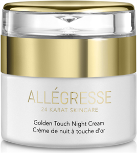 Allegresse 24K Gold Golden Touch Night Cream