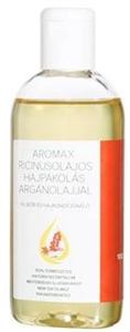Aromax Ricinusolajos Hajpakolás Argánolajjal