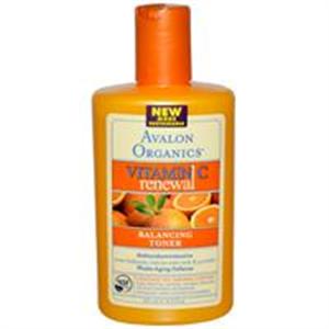 Avalon Organics C-Vitaminos Tonik