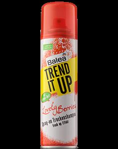 Balea Trend It Up Lovely Berries Szárazsampon