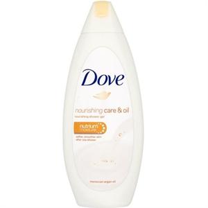 Dove Nourishing Care & Oil Krémtusfürdő Marokkói Argánolajjal