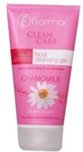 Flormar Clean Care Chamomile Cleansing Gel Arctisztító