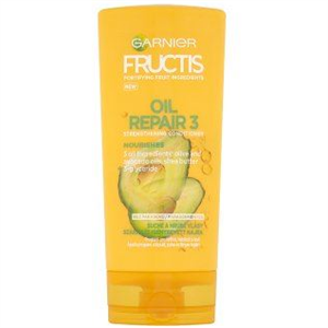 Garnier Fructis Oil Repair 3 Balzsam Száraz és Igénybevett Hajra