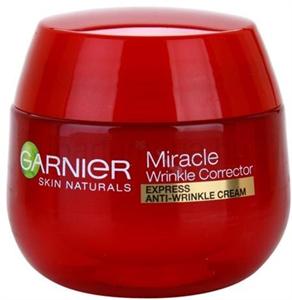 Garnier Miracle Wrinkle Corrector Express Bőrsimító Krém