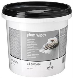 Plum Wipes Általános Tisztítókendők