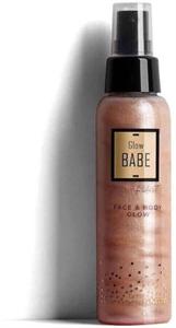 La Piel Glow Babe Face & Body Glow Testpermet