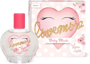 Lovemore Baby Blush By Laura Sophie EDP