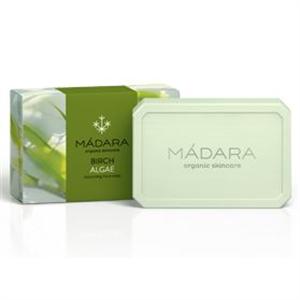 Mádara Birch and Algae Balancing Face Soap