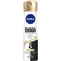 Nivea Black&White Invisible Silky Smooth Deo Spray