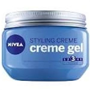 Nivea Styling Creme Krémes Gél Hajra