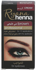 Ryana Henna Cream for Eyebrows